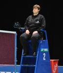Arbitraj badminton - Umpire