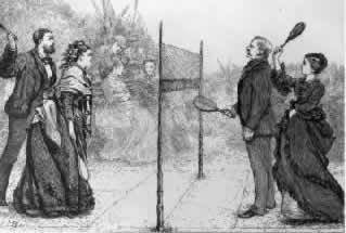 istoria badmintonului