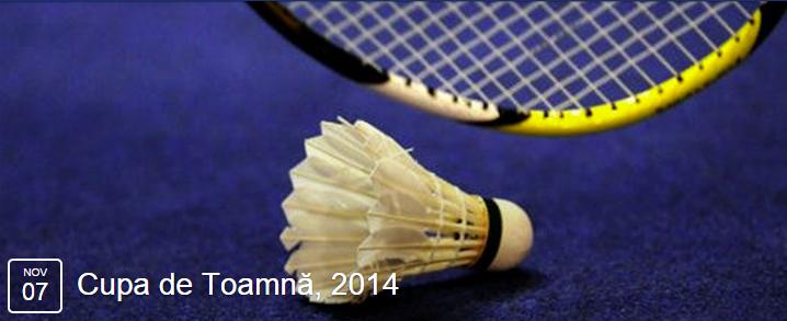 Badminton Deva - cupa de toamna