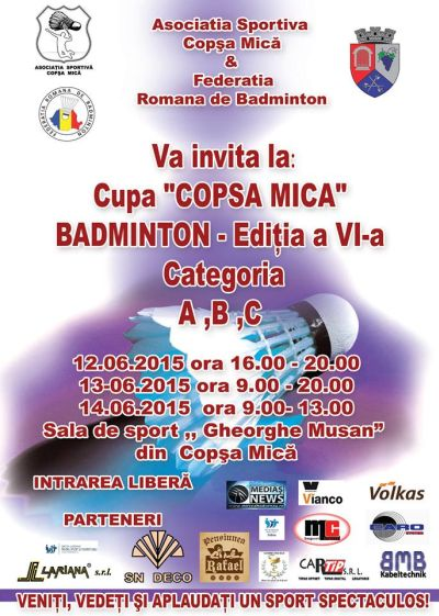 Eveniment Copsa Mica