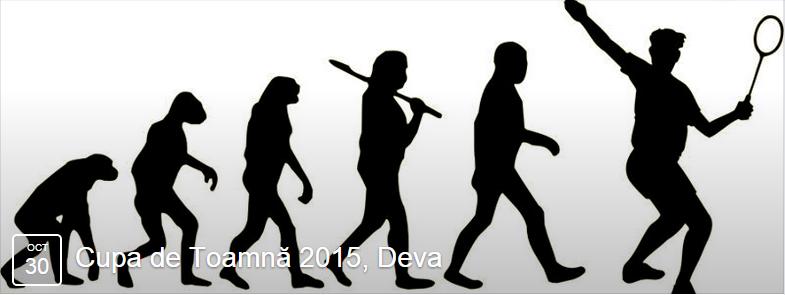 Badminton Deva cupa de toamna 2015
